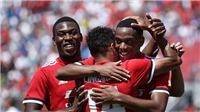 Martial được tôn là 'huyền thoại' sau pha solo ngoạn mục ở trận gặp Real Madrid