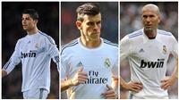 Real Madrid không mua thì thôi, đã mua là phá kỷ lục thế giới