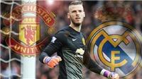 Mối quan hệ giữa Real và Man United thay đổi ra sao sau vụ De Gea?