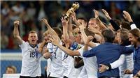 Loew và Draxler khiến giới phê bình 'câm lặng' với chức vô địch Confederations Cup của Đức