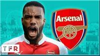 NÓNG: Arsenal đã đồng ý mua Lacazette với giá 44 triệu bảng