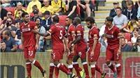 Watford 3-3 Liverpool: Salah lập công, đội quân của Klopp vẫn mất điểm trong tiếc nuối