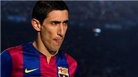 CHUYỂN NHƯỢNG ngày 5/8: Barca muốn mua Di Maria, Real sẽ bán Bale cho M.U với 1 điều kiện