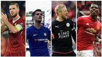 Morata, Firmino, Pogba dẫn đầu đội hình tiêu biểu vòng 3 Premier League