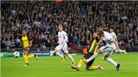 Video clip highlights bàn thắng trận Tottenham 3-1 Dortmund
