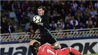 Video clip highlights bàn thắng trận Real Sociedad 1-3 Real Madrid