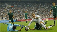 Video clip highlights bàn thắng trận Real Madrid 0-1 Real Betis