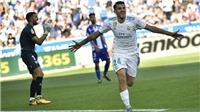 ĐIỂM NHẤN Alaves 1-2 Real Madrid: Vũ khí bí mật Ceballos. Ronaldo tiếp tục gây thất vọng