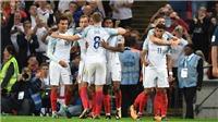 Video clip highlights bàn thắng trận Anh 2-1 Slovakia