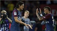 Neymar và Cavani được 'lệnh' phải chia nhau quyền đá penalty ở PSG