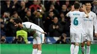 Video clip highlights bàn thắng trận Real Madrid 3-0 Las Palmas