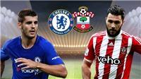 Chelsea 1-0 Southampton, Arsenal 1-0 Newcastle: Oezil nổ súng, Alonso lập công, hai đội thành London thắng tối thiểu