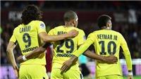 Fan lo lắng cho Real Madrid khi bộ ba Cavani – Neymar – Mbappe tỏa sáng
