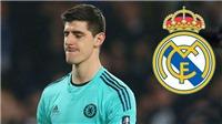 CHUYỂN NHƯỢNG 3/12: M.U tranh hàng với Bayern, Chelsea thà chịu lỗ chứ không để Courtois ra đi