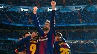Barca thắng Kinh điển, Pique gửi thông điệp khiến CĐV Real cay đắng