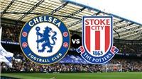 Video clip highlights bàn thắng trận Chelsea 5-0 Stoke: Willian tỏa sáng