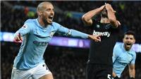 Carragher và Henry: 'David Silva là cầu thủ vĩ đại nhất nhưng thật buồn vì...'