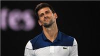 Djokovic bị tay vợt Hàn Quốc Chung Hyeon loại ở vòng 4 Australian Open 2018