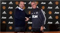 CHUYỂN NHƯỢNG M.U 26/1: Gia hạn với Mourinho, nhắm mua sao Real, lên tiếng về Ronaldo