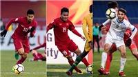 Tiến Dũng và Quang Hải góp mặt vào đội hình tiêu biểu giải U23 châu Á 2018