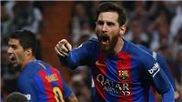 10 khoảnh khắc ở Kinh điển khiến đối thủ không bao giờ dám chọc giận Messi