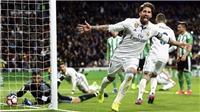 Kinh điển Real Madrid - Barcelona: Trong linh hồn 'cứu tinh' Sergio Ramos