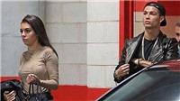 Ronaldo cấm bạn gái tổ chức tiệc tùng vì sợ... xui