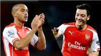 CẬP NHẬT tối 6/10: Huyền thoại M.U ca ngợi Rashford. Arsenal sẵn sàng bán 2 sao 'khủng'