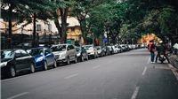 Từ sáng nay, 1/5: Tìm chỗ đỗ ôtô ở Hà Nội bằng IParking thế nào?