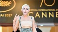 Mỹ nhân Kristen Stewart chia tay biệt danh 'bình hoa di động'