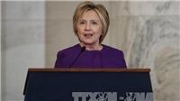 Bà Clinton khẳng định: 'Nếu bầu cử sớm, tôi đã là tổng thống'