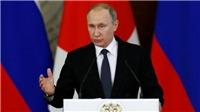 Tổng thống Nga lại ra tay sa thải hàng loạt quan chức cấp cao