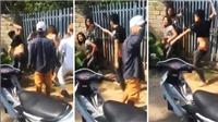 Công an thông tiin về clip cô gái trẻ bị đánh dã man