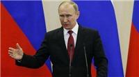 Tổng thống Nga Vladimir Putin phát thông điệp nhân Ngày Chiến thắng