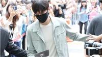 Lee Min Ho lên đường nhập ngũ, fan bịn rịn chia tay