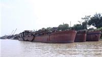 Hà Nội quyết xử lý 'mạnh tay' nạn 'cát tặc'