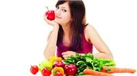 Rau xanh và trái cây - bí quyết để có làn da đẹp