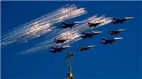 Bộ Quốc phòng Nga tung video 'độc' Ngày Diễu binh Chiến thắng