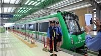 Ngày đầu mở cửa tham quan nhà ga La Khê đường sắt Cát Linh - Hà Đông