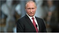 Tổng thống Nga Putin nói về 'tình bạn' với Tổng thống Mỹ Donald Trump