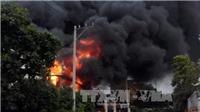 Cháy Công ty Cổ phần Nhiệt điện Phả Lại, Hải Dương
