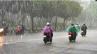 Hà Nội hạ nhiệt, cảnh báo mưa dông chiều và tối