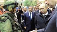 Lính Nga trở thành 'cỗ máy chiến đấu' hoàn hảo với hệ thống tác chiến Ratnik