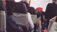 VIDEO: Máy bay của hãng hàng không giá rẻ AirAsia chở 359 khách rung như máy giặt