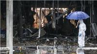 Nổ ở miền Nam Thái Lan, 5 binh sĩ thiệt mạng