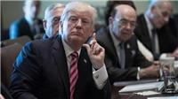 Cuộc họp Nội các của Tổng thống Donald Trump: Như game shows truyền hình 'Người tập sự'