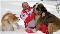 Bộ ảnh hiếm hoi tiết lộ sở thích đặc biệt của Tổng thống Putin