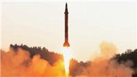 Triều Tiên có thể vừa phóng một loạt tên lửa đạn đạo đất đối hạm