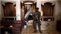 Hé lộ hình ảnh bên trong nhà tù bí mật của IS
