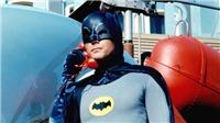 Diễn viên Adam West qua đời: Định mệnh của 'Batman'
